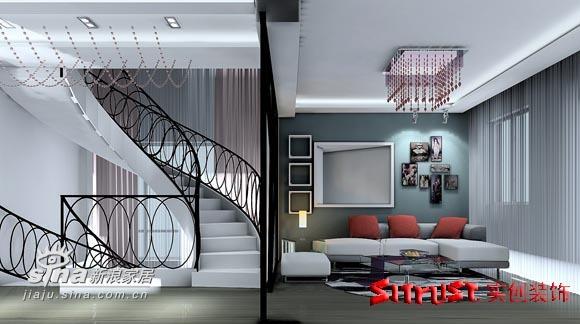 简约 别墅 客厅图片来自用户2738829145在中日组合家庭的低调奢华55的分享