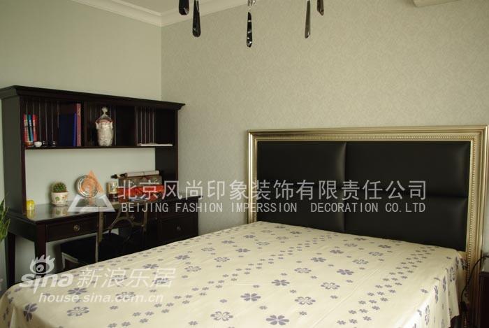 欧式 四居 卧室图片来自用户2772856065在风格演绎72的分享