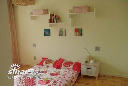 简约 二居 儿童房图片来自用户2737786973在5万装90平米纯美2居52的分享