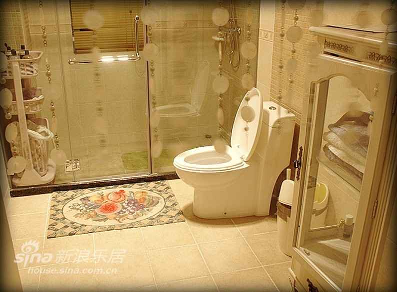 简约 二居 卫生间图片来自用户2559456651在演绎真实质朴地中海32的分享