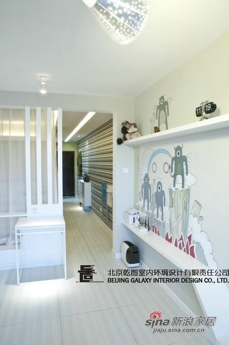 简约 一居 客厅图片来自用户2558728947在50平米--狭长空间大转型12的分享