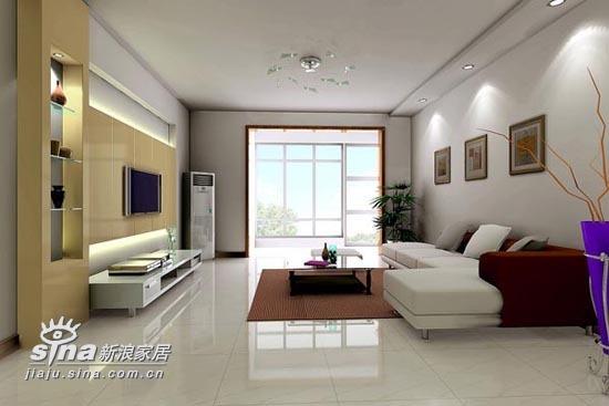 简约 一居 客厅图片来自用户2737759857在三室两厅52的分享