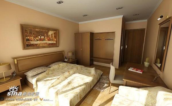 欧式 复式 卧室图片来自用户2746889121在现代感的欧式37的分享