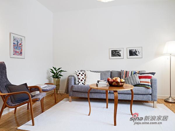 客厅沙发+茶几