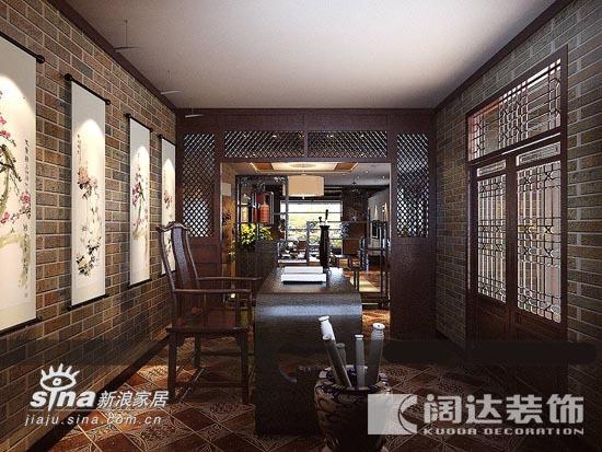简约 一居 书房图片来自用户2557010253在阔达装饰华侨城78的分享