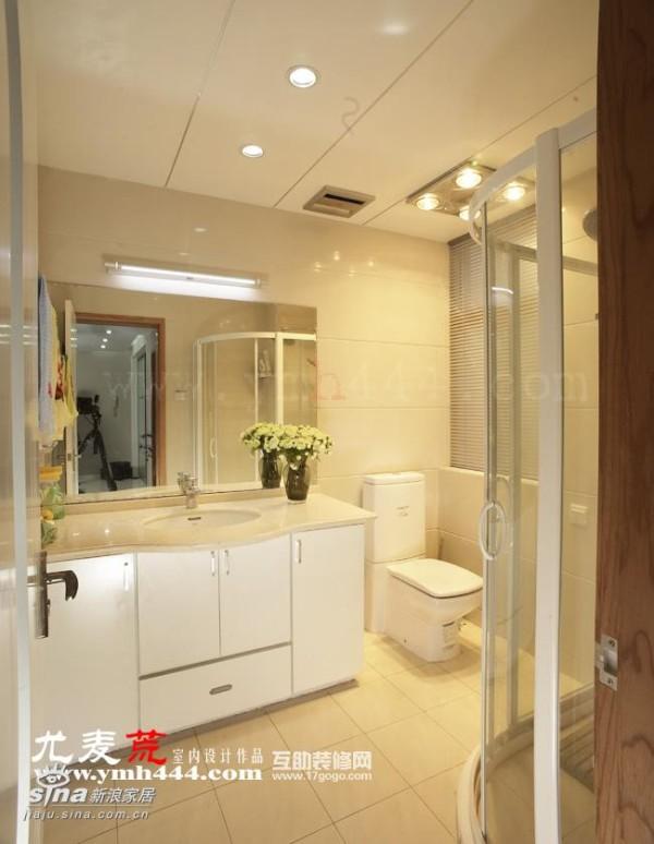 简约 一居 卫生间图片来自用户2739081033在轻纱曼舞的简约空间41的分享