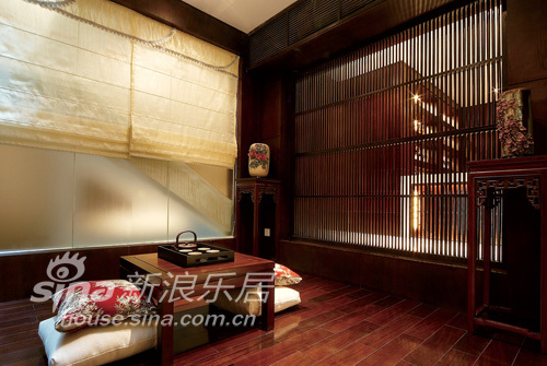 中式 别墅 其他图片来自wulijuan_16在春亭装潢 新中式滨海御庭T1型别墅67的分享
