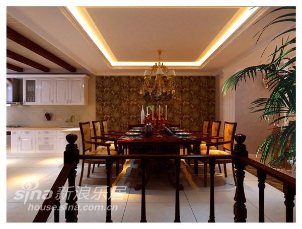 简约 别墅 餐厅图片来自用户2745807237在世爵源墅85的分享