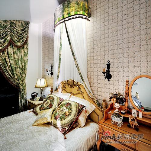 欧式 复式 客厅图片来自用户2757317061在90平斜顶阁楼-别有洞天的小户型设计13的分享