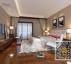 雍和家园简约· 休闲四居室