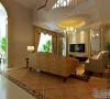 金色漫香林230平米欧式高雅复式