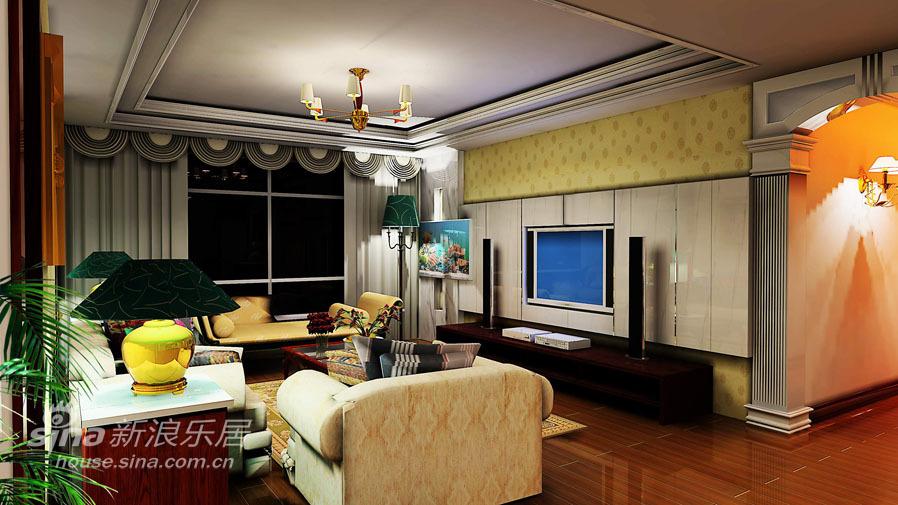 简约 三居 客厅图片来自用户2739153147在打造太原市三室两厅37的分享