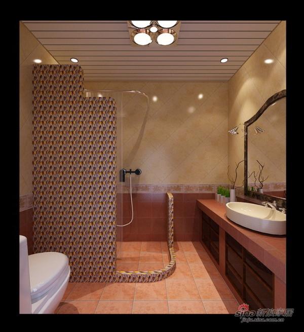 古典欧式卫生间