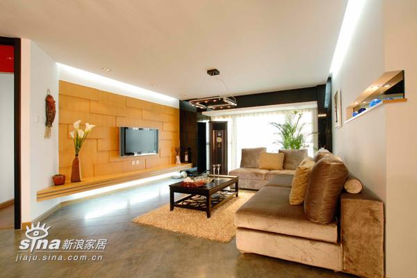 简约 三居 客厅图片来自用户2737950087在内敛的奢华-极致富贵风范42的分享