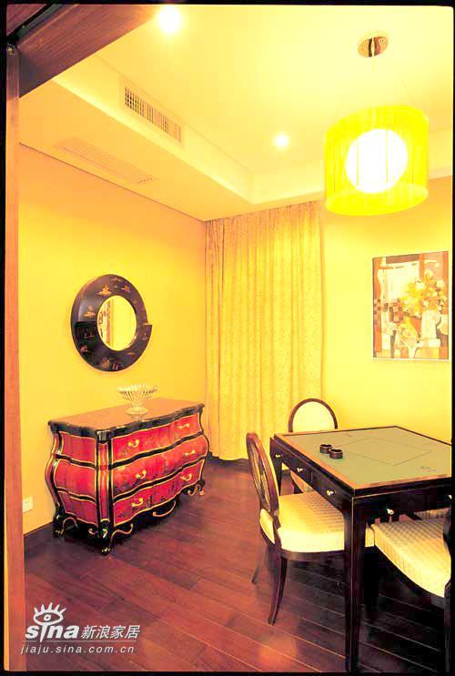 中式 别墅 餐厅图片来自用户2737751153在中式经典61的分享