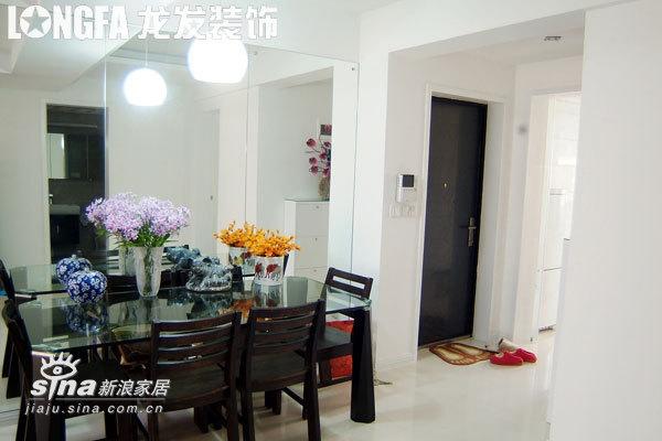 简约 二居 餐厅图片来自用户2739081033在各空间皇家设计家园78的分享