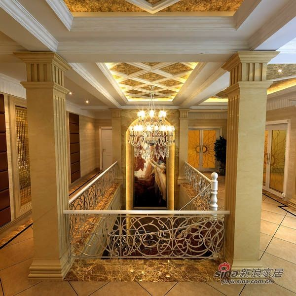 欧式 别墅 其他图片来自用户2746889121在150平欧式古典主义时尚别墅24的分享