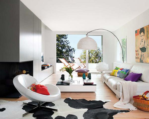 客厅 家装 简约 现代图片来自用户2772840321在22款个性客厅 美丽家装迎接美丽的春天的分享