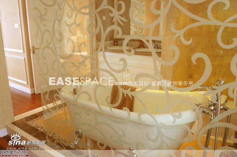 欧式 别墅 卫生间图片来自用户2746948411在典雅豪宅83的分享