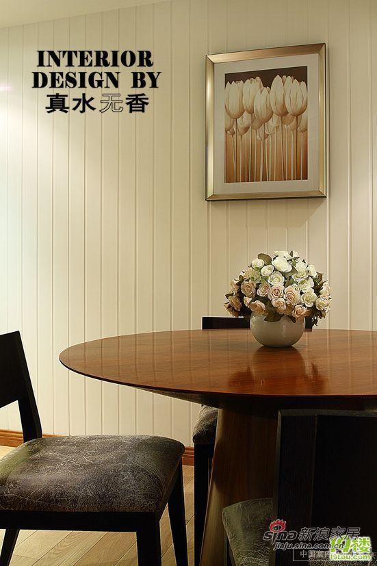 欧式 三居 餐厅图片来自用户2745758987在暗香浮动---美式混搭风格65的分享