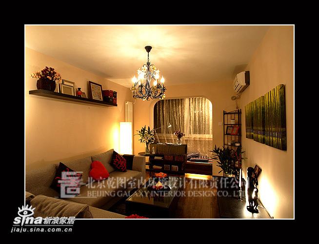 其他 一居 客厅图片来自用户2558746857在永乐小区小户型98的分享