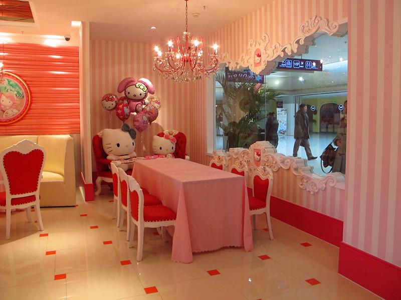 粉色 客厅 糖果色图片来自用户2771736967在屌丝变文艺 11款极具文艺时尚气息的客厅的分享