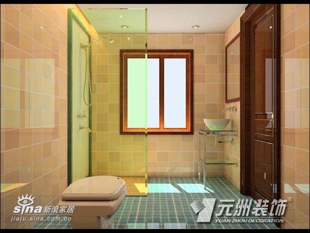 欧式 别墅 卫生间图片来自用户2746953981在昌平果园别墅11的分享