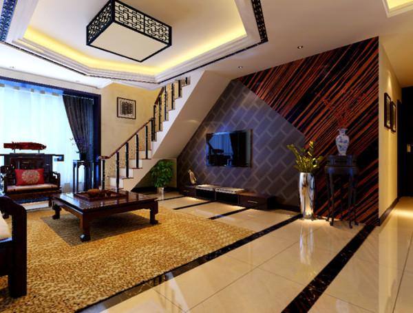 三室房新中式设计