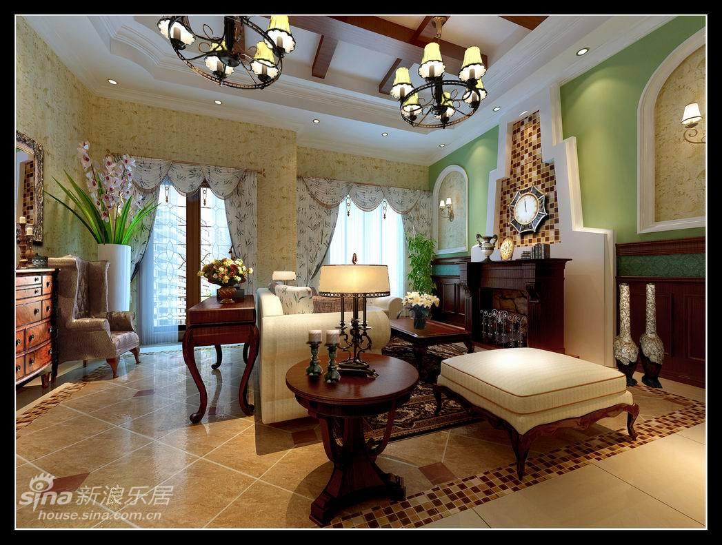 其他 别墅 客厅图片来自用户2558757937在浦江风景苑双拼别墅K2型94的分享