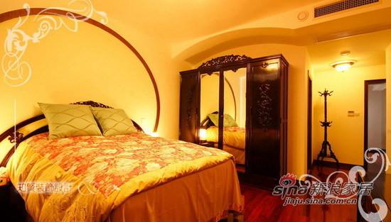 古典中式 豪华卧室