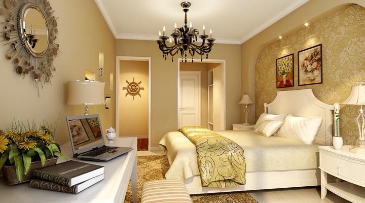 简约 二居 卧室图片来自用户2738093703在融侨锦江85的分享