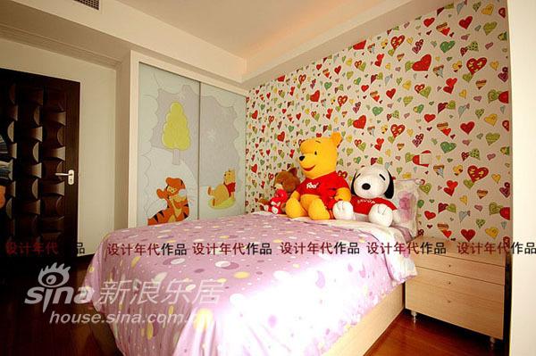 其他 三居 儿童房图片来自用户2557963305在金色维也纳32的分享