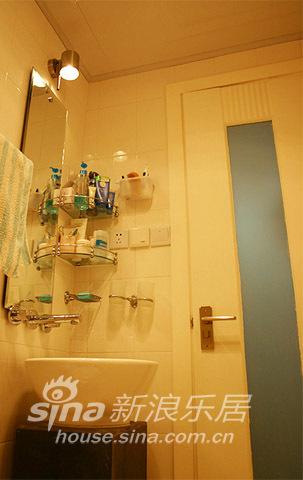 简约 一居 卫生间图片来自用户2739153147在3.6万打造的华丽一居33的分享