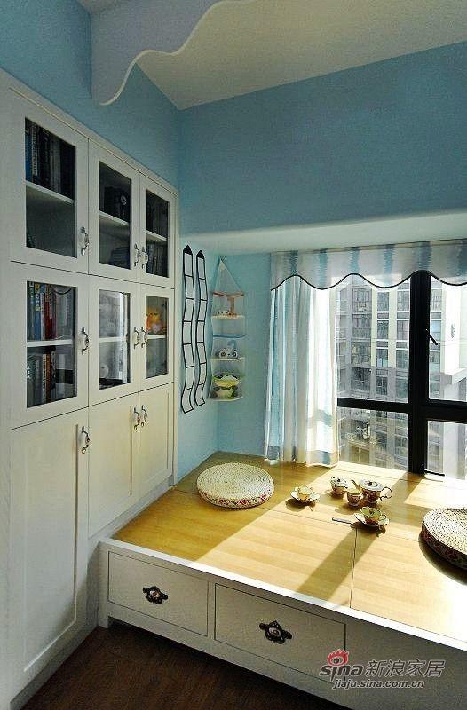 温馨 书房图片来自用户2558757937在巧用角落空间小家变大宅的分享