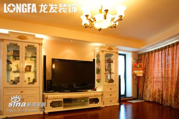 欧式 四居 客厅图片来自用户2746948411在简约欧式之四室两厅78的分享