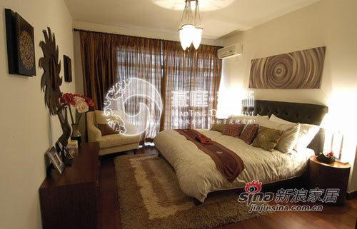中式 三居 客厅图片来自用户1907658205在6万装138平新中式家48的分享