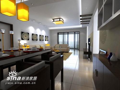 中式 三居 餐厅图片来自用户2737751153在芙蓉家园158的分享
