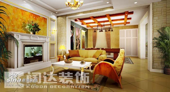 简约 一居 客厅图片来自用户2558728947在阔达装饰--大宁山庄别墅17的分享