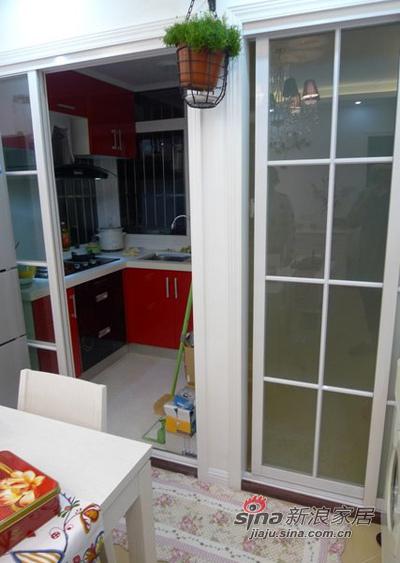简约 二居 厨房图片来自用户2557010253在我的专辑397806的分享