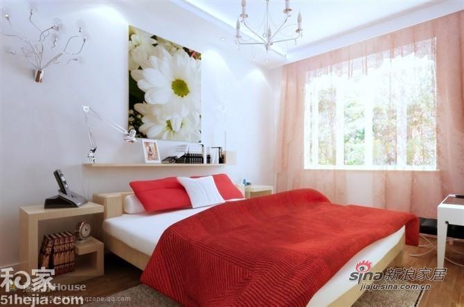 田园 一居 卧室图片来自用户2557006183在走进浪漫多彩的田园之家44的分享