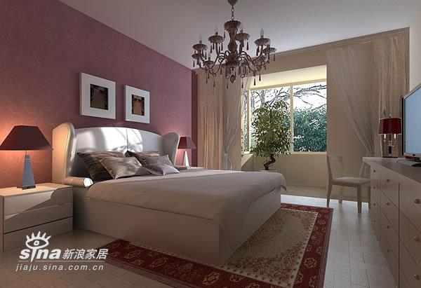 简约 二居 卧室图片来自用户2556216825在上元方案59的分享
