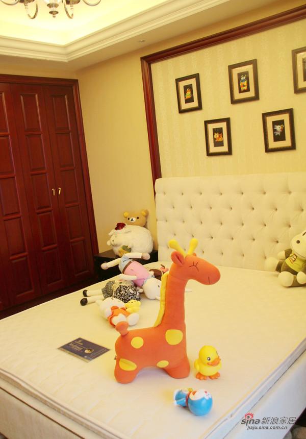 儿童房房间