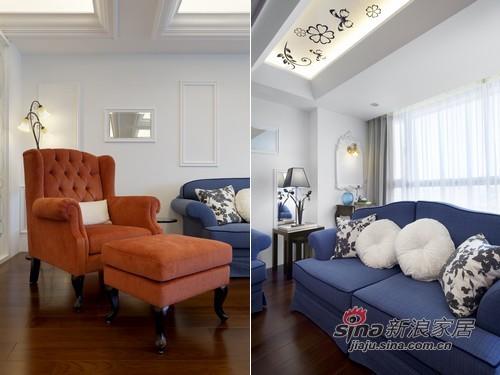 欧式 三居 客厅图片来自用户2746953981在坐拥有法式人生78的分享