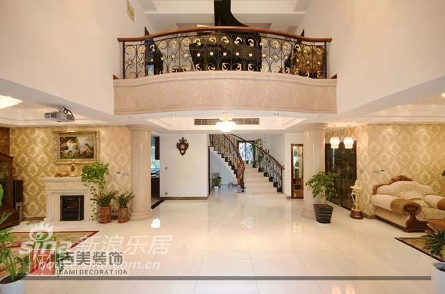 欧式 别墅 客厅图片来自用户2757317061在中汇花园36的分享