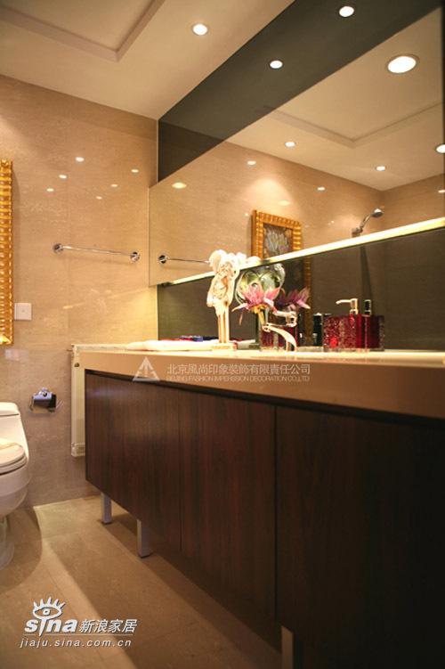简约 一居 卫生间图片来自用户2745807237在典雅的奢华72的分享