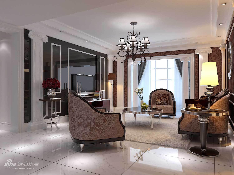 中式 三居 客厅图片来自wulijuan_16在不要粉嫩拒绝奢华!大爱我的新古典婚房14的分享
