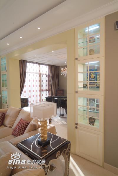 中式 别墅 客厅图片来自wulijuan_16在万城华府 博洛尼47的分享
