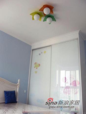 简约 二居 卧室图片来自用户2557979841在猫控女90平两室幸福现代家41的分享