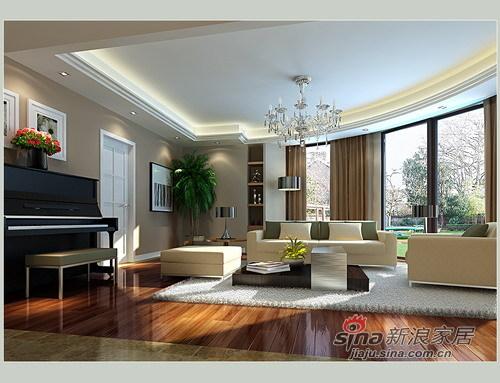 简约 三居 客厅图片来自用户2739378857在以最少的元素带来最多的想象14的分享