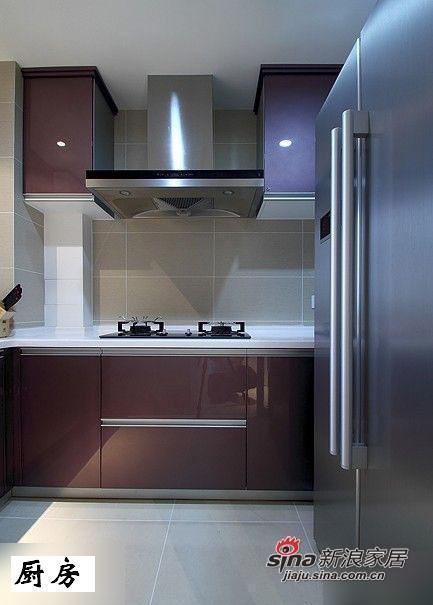 简约 三居 厨房图片来自用户2556216825在实景秀110平时尚简约系乐活家66的分享